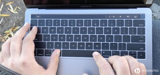 What's inside the 2019 MacBook Pro?
