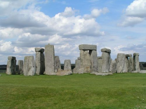 Feasts near Stonehenge drew people from the far corners of Britain