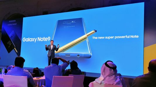 Samsung Galaxy Note 9 launches in the UAE