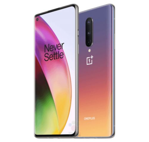 OnePlus 8 Could Arrive In A Funky 'Interstellar Glow' Finish