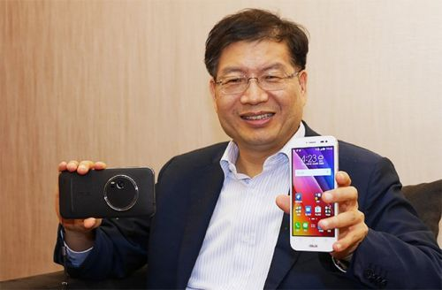 ASUS Chief Exec Jerry Shen Steps Down