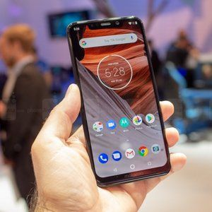 Motorola One Power is the company's first phone updated to Android Pie, Motorola One must wait