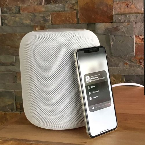 This rare, one-day deal on a refurbished Apple HomePod saves you $114