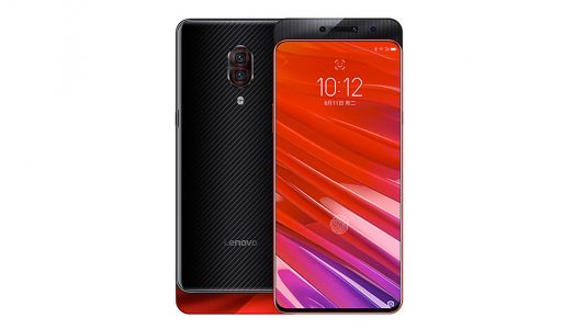 The new big: Lenovo unveils phone with Snapdragon 855, 12GB RAM and 512GB storage